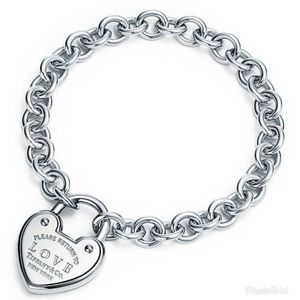 Tiffany and Co Locket Bracelet $550